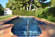 Villa à Ametlla de Mar pour 8 personnes avec 3 chambres