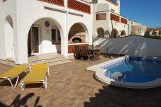 Maison avec piscine dans le quartier de Badia